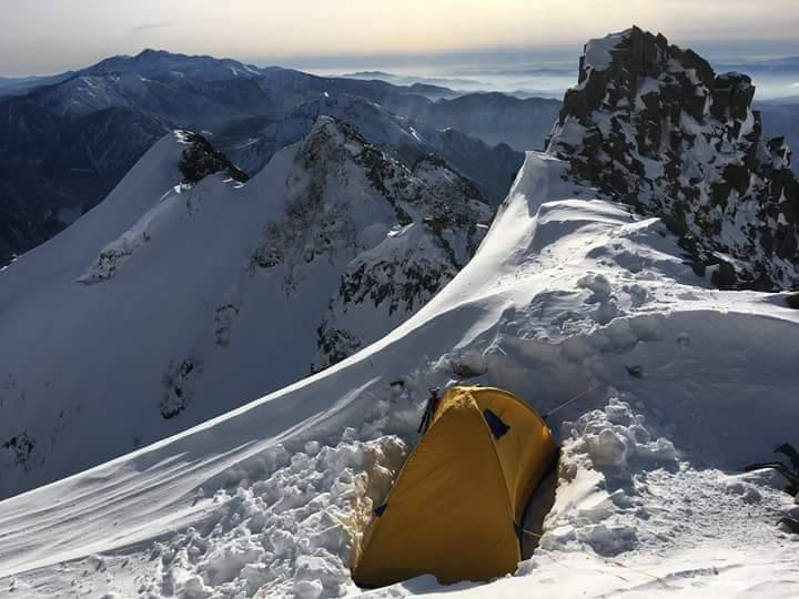 山用テント 買取