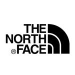 ノースフェイスのロゴの画像